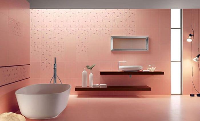 Gepolierde betonvloer in badkamer: voorbeelden advies & prijs